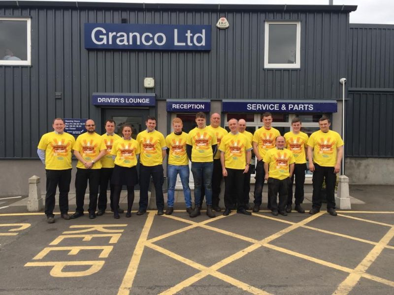 Granco Supports Darkness into Light