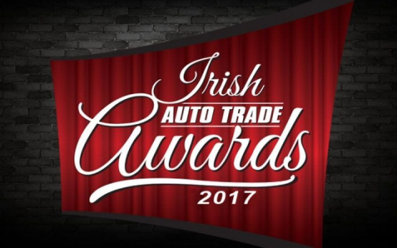 Irish Auto Trade Award Winners 2017